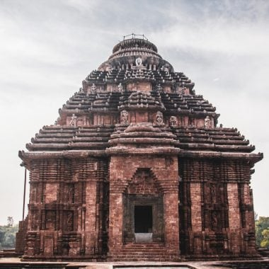 Konark Sun Temple History Architecture And Information