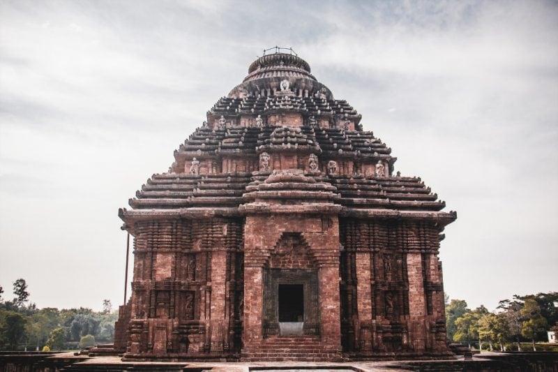 Konark Sun Temple History Architecture And Information