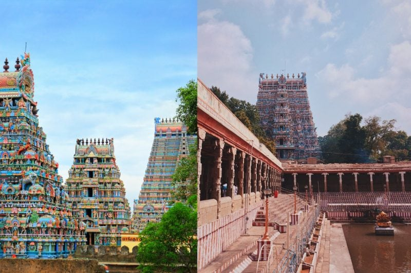 Shiva Temple In Tamil Nadu A Famous Place To Explore