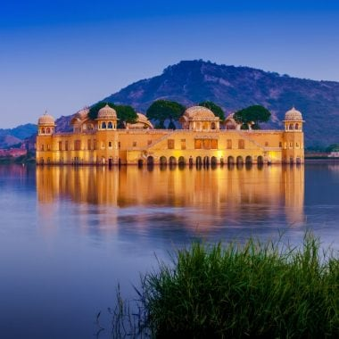 Jal Mahal An Exquisite Architectural Marvel In Jaipur