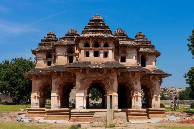 Lotus Mahal An Architecture Highlight Of Hampi