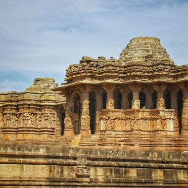 Modhera Sun Temple Timings Architecture Entry Fee 1